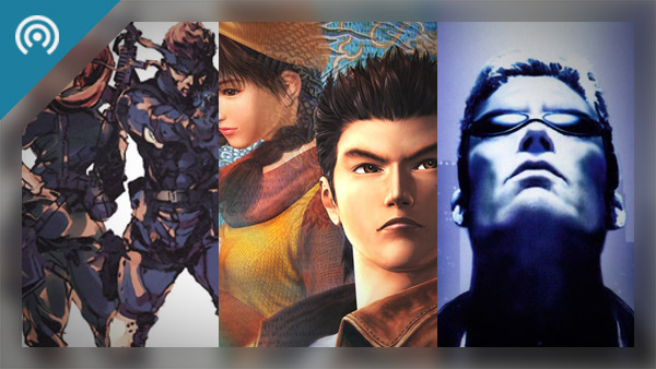 Thumbnail Image - 4Player Podcast #651 - The Year 2000 Show (Deus Ex, Metal Gear: Ghost Babel, Shenmue, and More!)