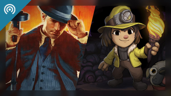Thumbnail - 4Player Podcast #656 - The Preferred Apocalypse Show (Spelunky 2, Mafia DE, 13 Sentinels: Aegis Rim, and More!)