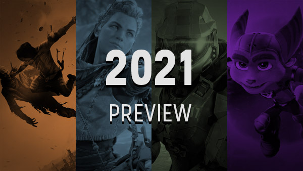 Thumbnail - 4Player Podcast #665 - The Comprehensive 2021 Preview Show