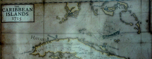 Assassin S Creed Black Flag World Map Leaked
