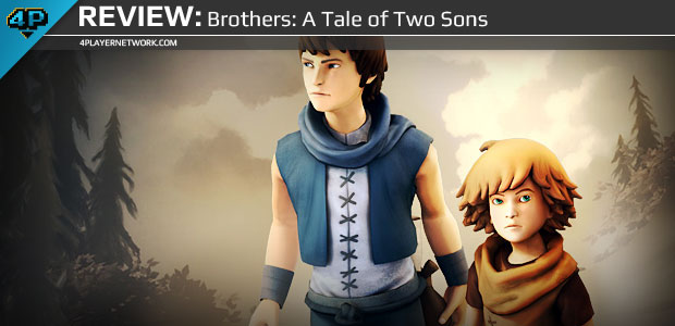 og:image:, Brothers A tale of two Sons Review, Brothers, Starbreeze, 505 Games