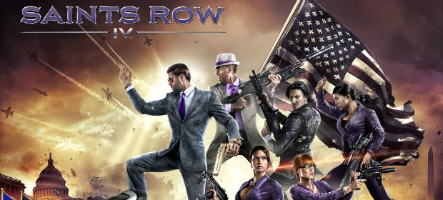 saints row, saints row iv, saints row 4, volition