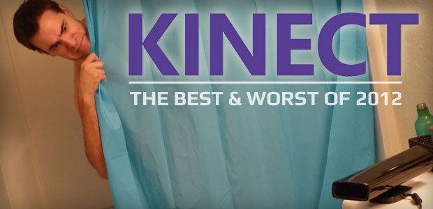 The Best and Worst of 2012 Kinect Games