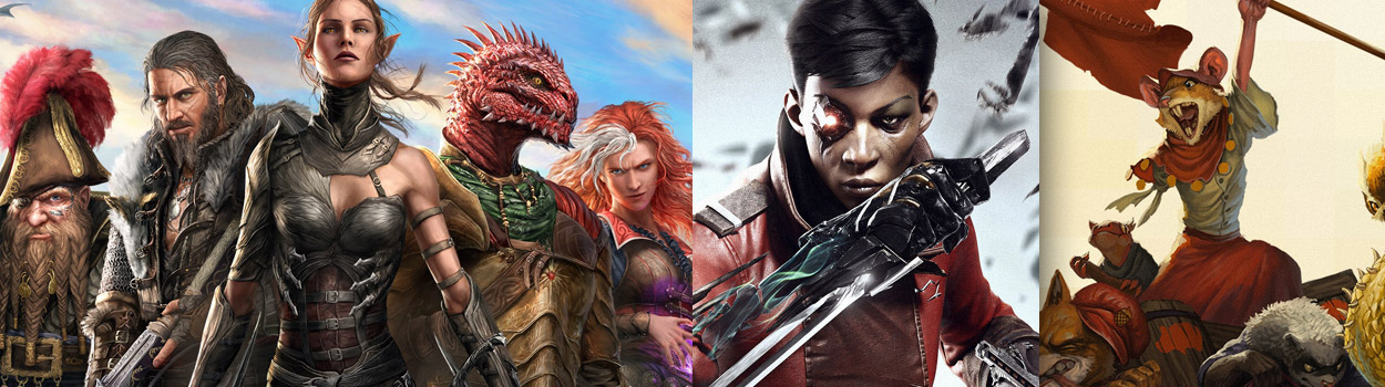 og:image:, Feedback from our Last Episode , Divinity Original Sin 2 , Tooth and Tail , Dishonored: Death of the Outsider , Halo SPV 3 Mod , Tokyo Game Show News Roundup,
