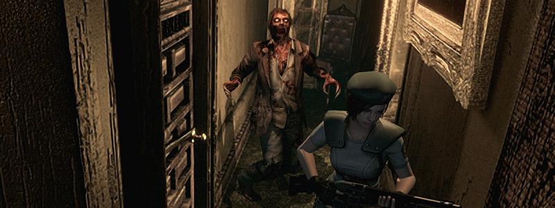 The Road To Resident Evil 2 Remake Resident Evil Remake