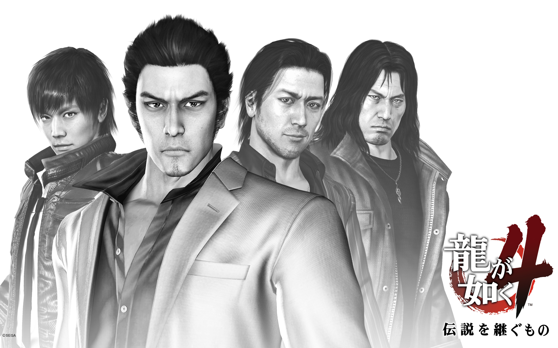 Yakuza 4 is being localized for Europe