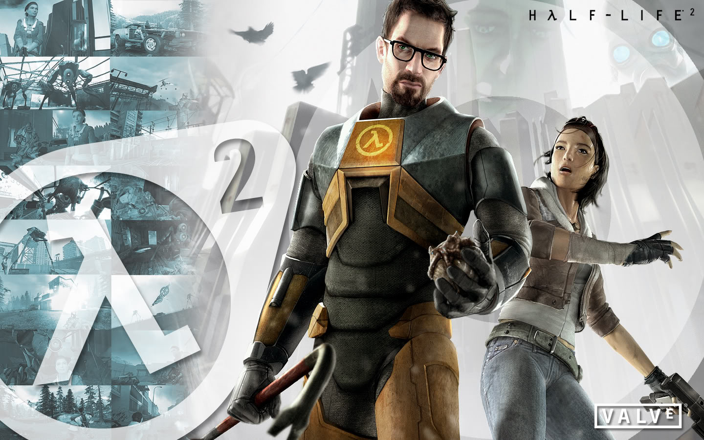 HalfLife2 wallpaper