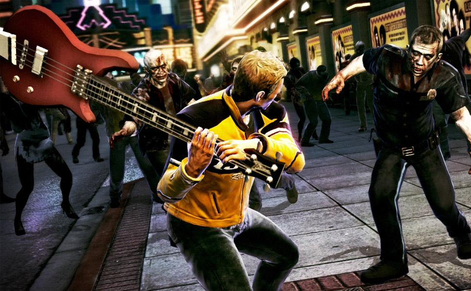 Review Dead Rising 2