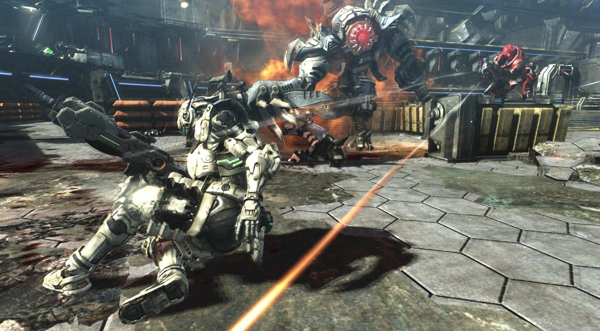 Review: VANQUISH - 4PlayerNetwork
