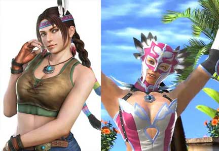 Busty Julia Chang From Tekken Lost Her Fight Her-pic2581