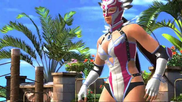 Tekken's New Character Unmasked