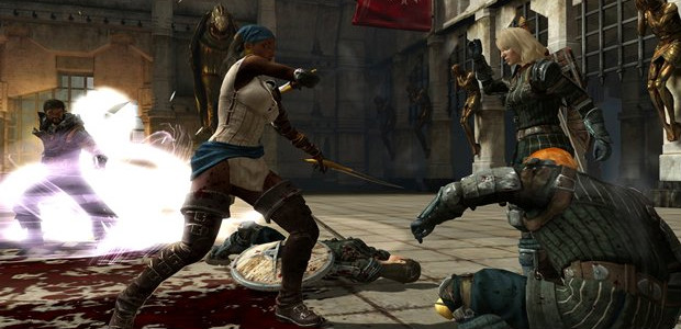 dragon age ii isabela. A Dragon Age 2 Starter Guide
