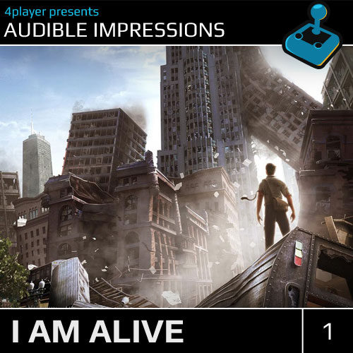 Audible Impressions I Am Alive