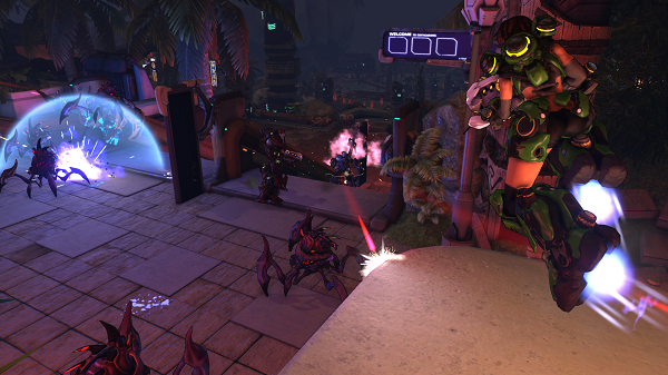 Firefall pve matchmaking