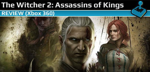 Review The Witcher 2 Assassins Of Kings Enhanced Edition Xbox 360