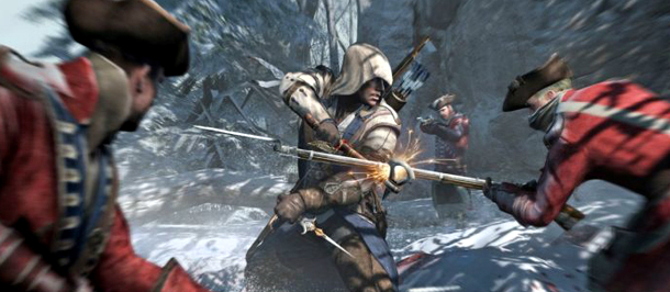 Assassin's Creed III is Pretty, So Says Mr. Stewart!