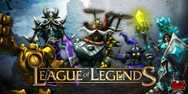 League of Legends, 4pp