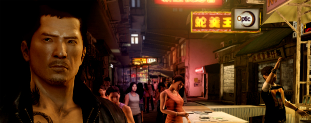 sleeping dogs how to play repeat misson